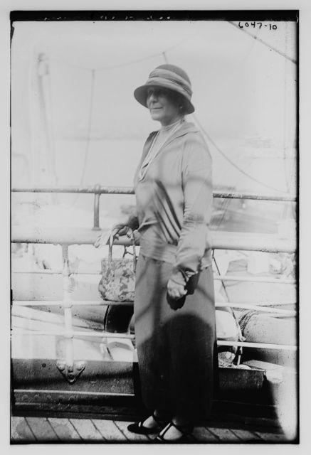 Mrs. J. Borden Harriman