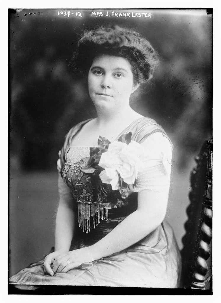 Mrs. J. Frank Lester