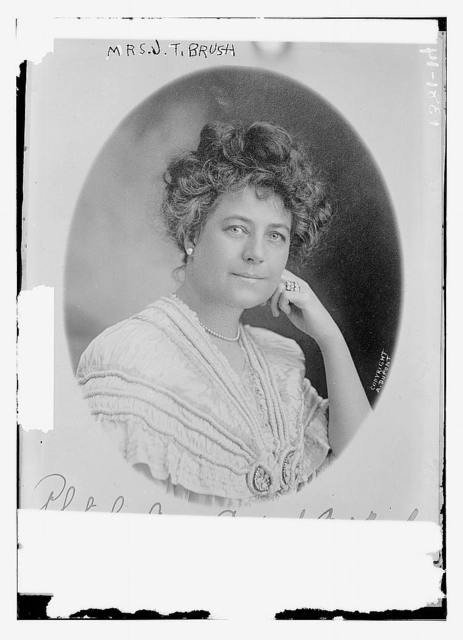 Mrs. J.T. Brush