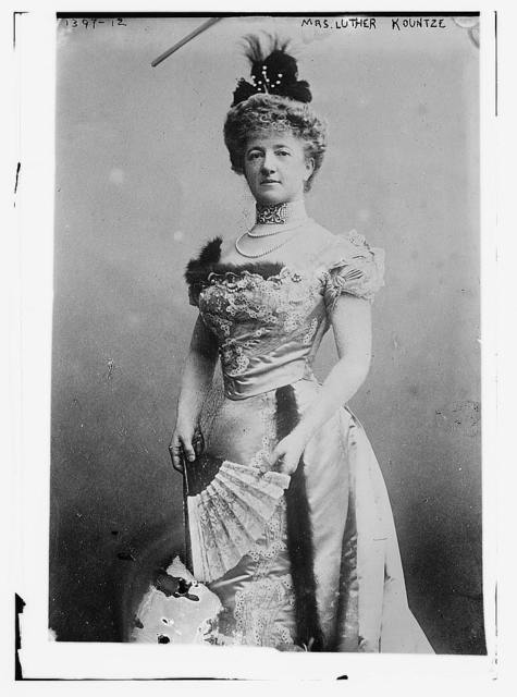 Mrs. Luther Kountze