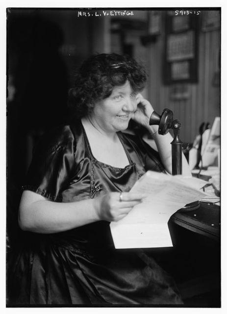 Mrs. L.V. Eytinge
