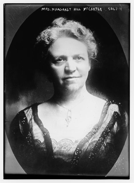 Mrs. Margaret Hill McCarter