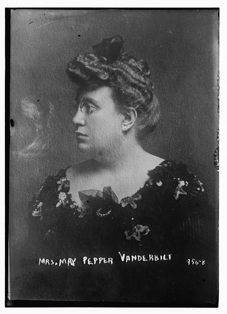 Mrs. May Pepper Vanderbilt