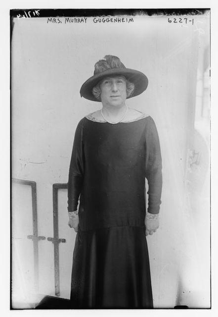 Mrs. Murray Guggenheim