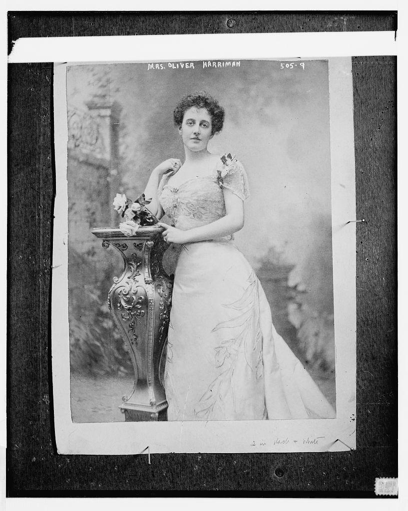 Mrs. Oliver Harriman