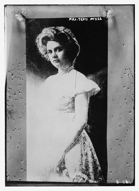 Mrs. Tevis McKee