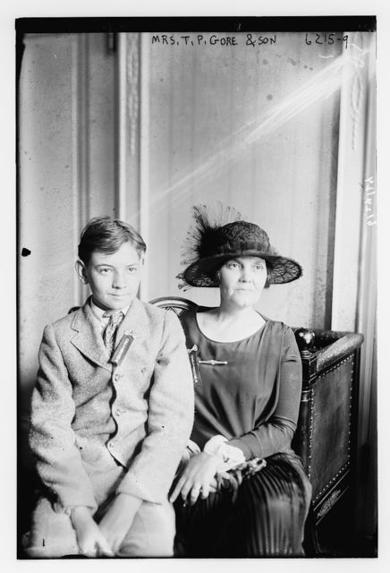 Mrs. T.P. Gore & son