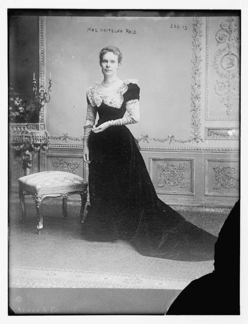 Mrs. Whitelaw Reid