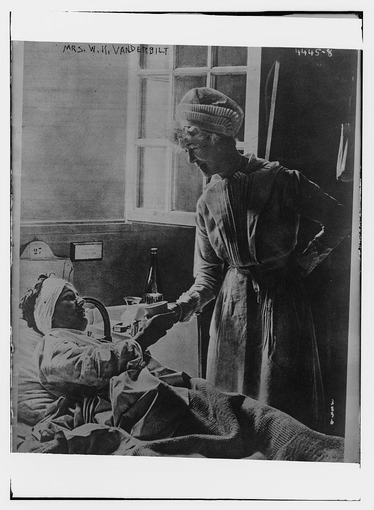 Mrs. W.K. Vanderbilt