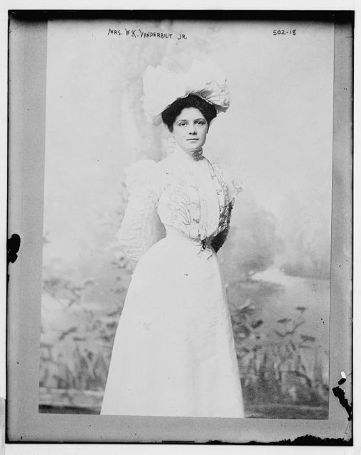 Mrs. W.K. Vanderbilt Jr.