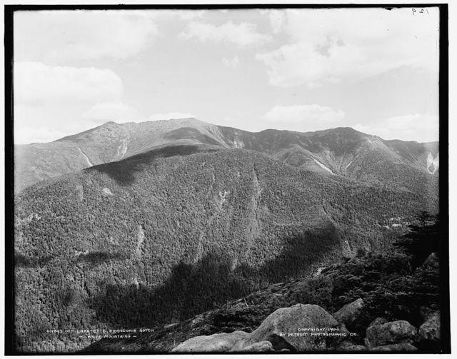 Mt. Lafayette, Franconia Notch, White Mountains