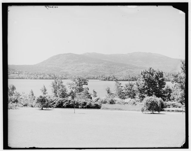 [Mt. Monadnock and lake, N.H.]