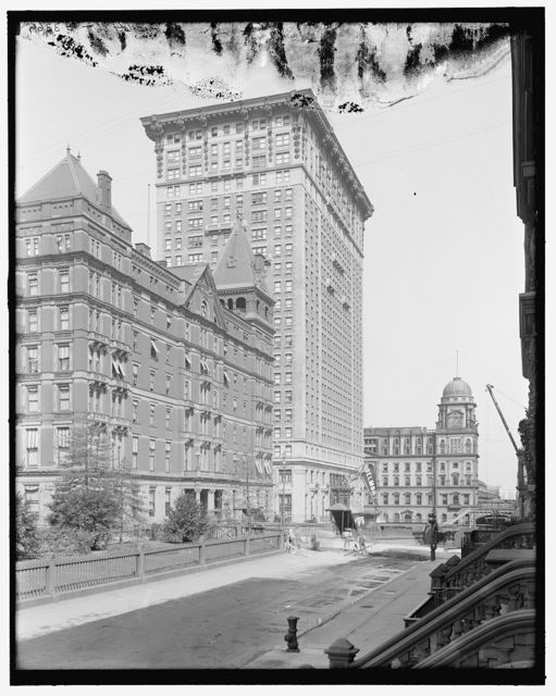 [Murray Hill and Belmont hotels, New York, N.Y.]