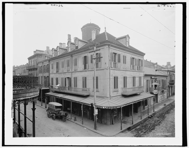 [Napoleon House, New Orleans, La.]