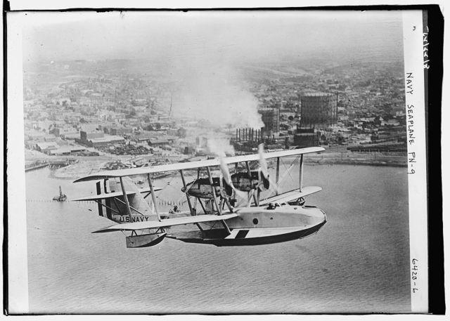 Navy Seaplane PN - 9