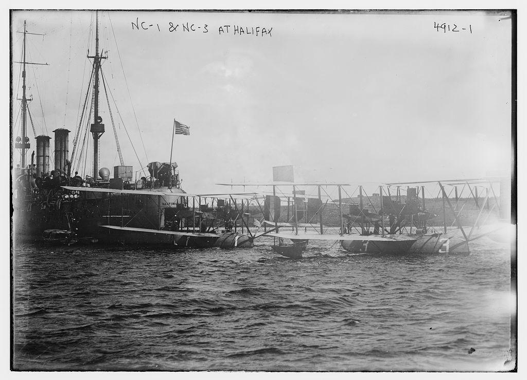 NC-1 & NC-3 at Halifax