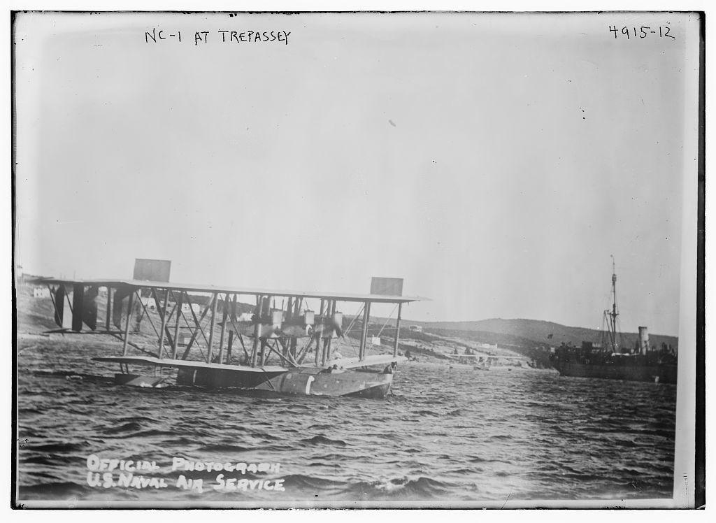 NC-1 at Trepassey