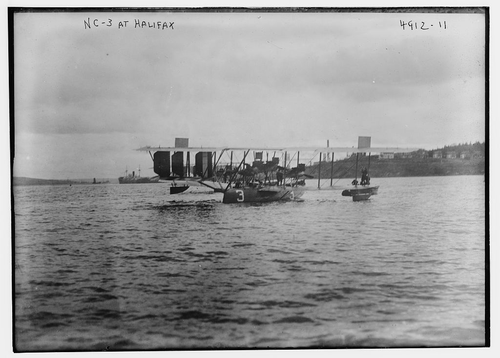 NC-3 at Halifax