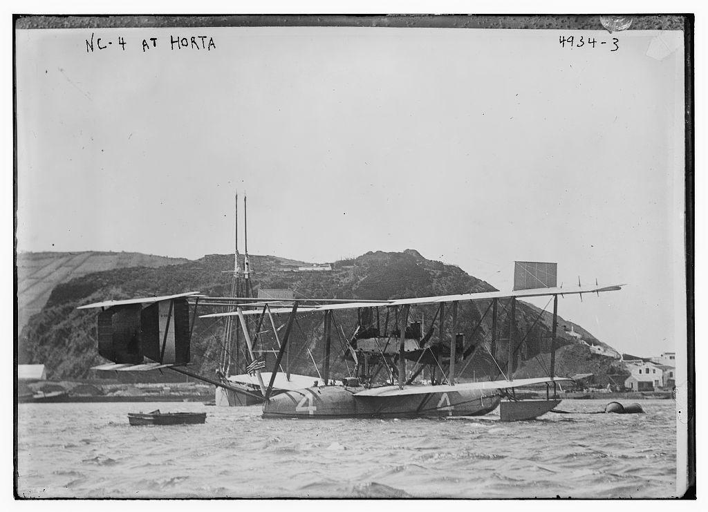 NC-3 at Horta