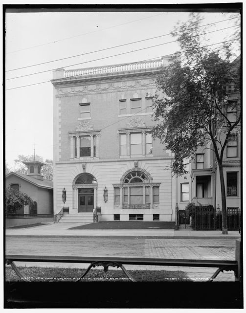 New Haven Colony Historical Society, New Haven