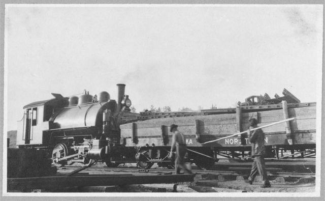 New railroad