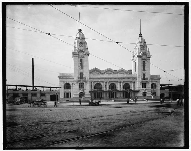 [New Union Station, Worcester, Mass.]