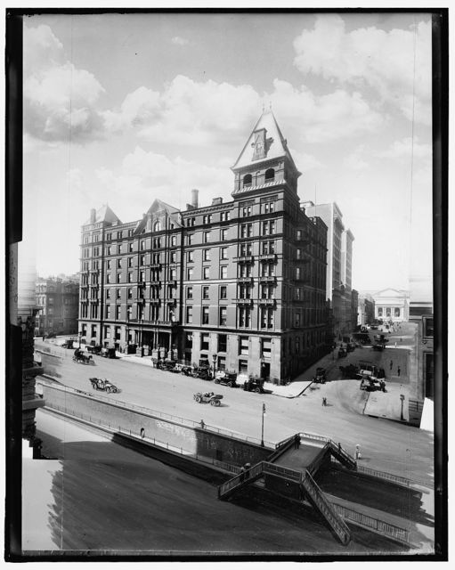 [New York, N.Y., Murray Hill Hotel, Park Ave., 40th and 41st St.]