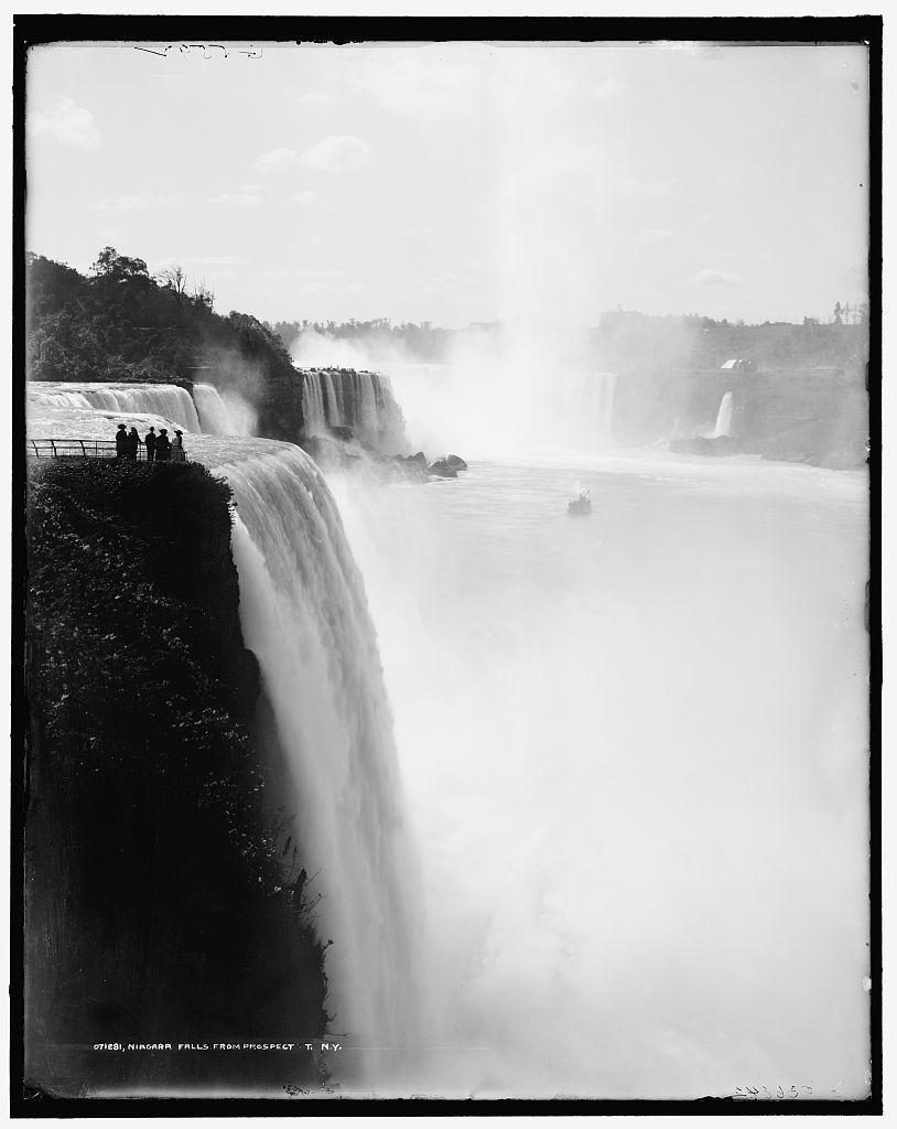 Niagara Falls from Prospect Point, N.Y.