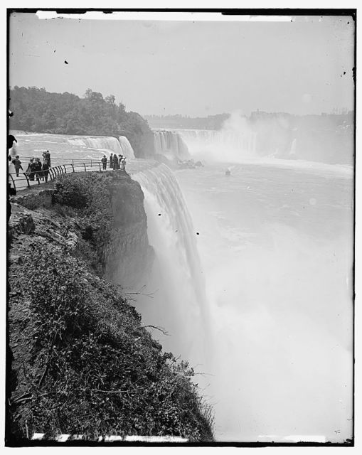 [Niagara Falls, N.Y., from Prospect Point]