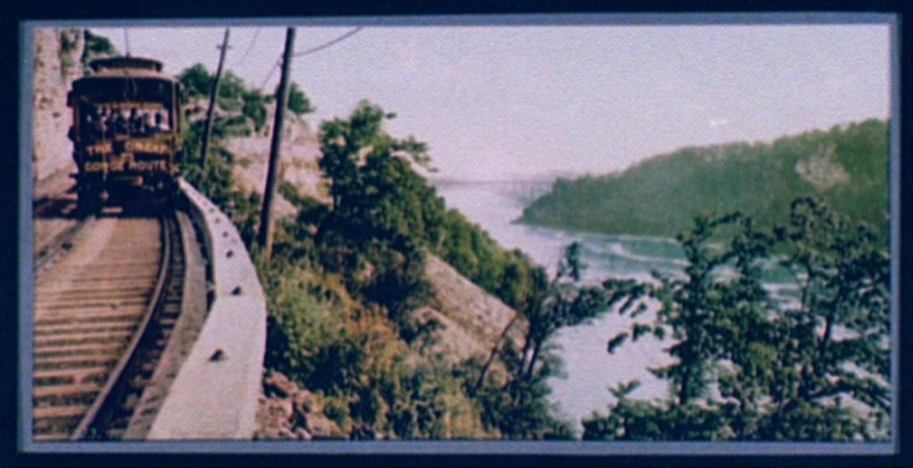 Niagara, the lower Gorge