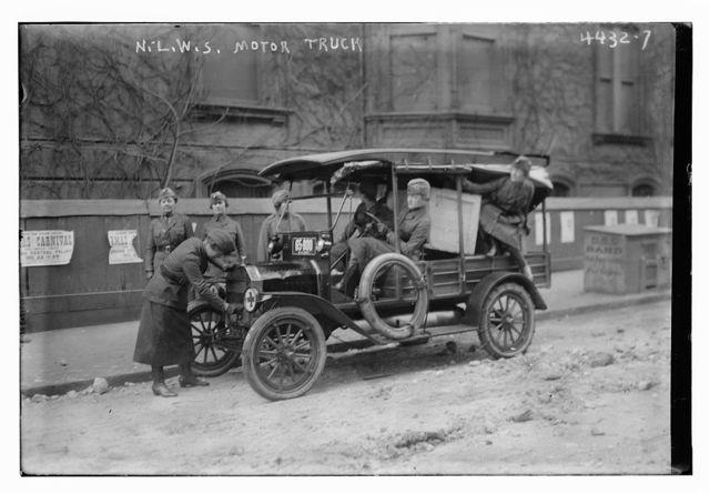 N.L.W.S. Motor Truck
