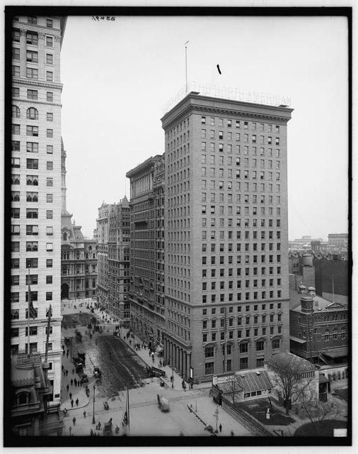 [North American Real Estate Trust, City Hall, and Land Title Bldg., Philadelphia, Pa.]