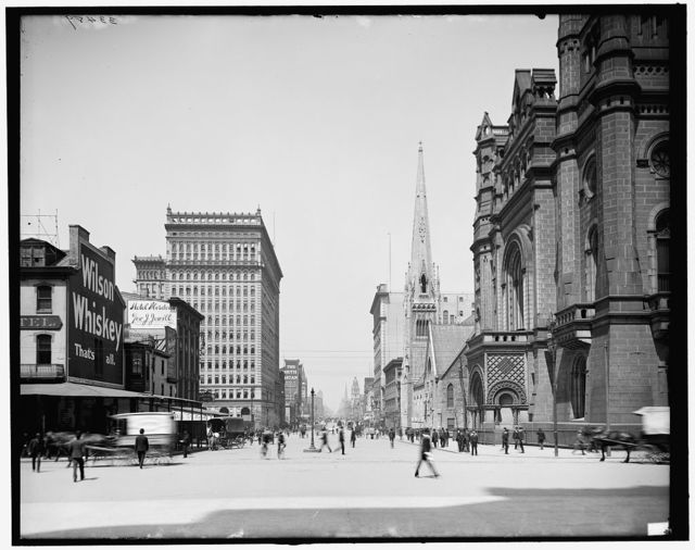 [North Broad Street, Philadelphia, Pa.]