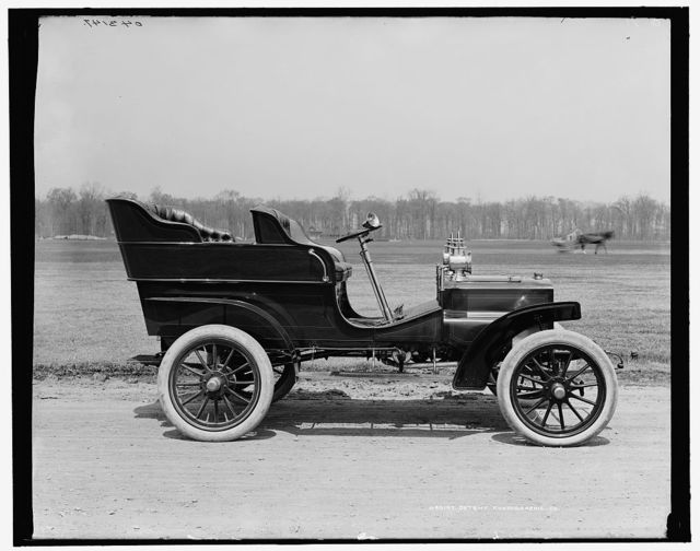 [Northern Manufacturing Company car]