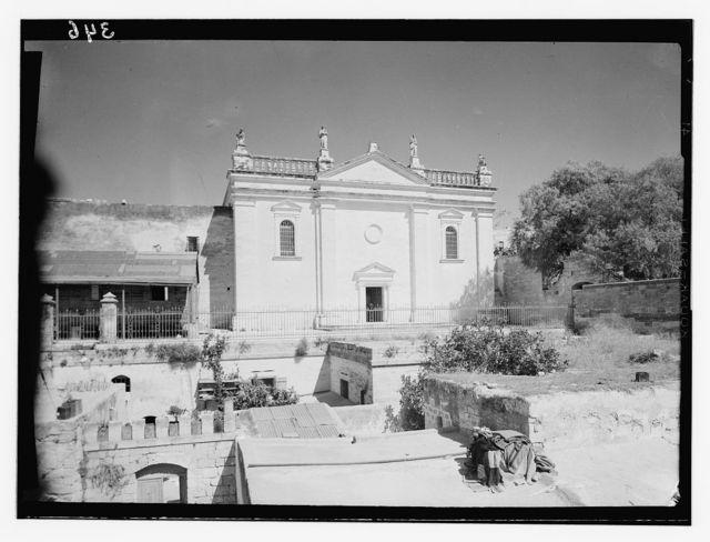 Northern views. Church of Annunciation