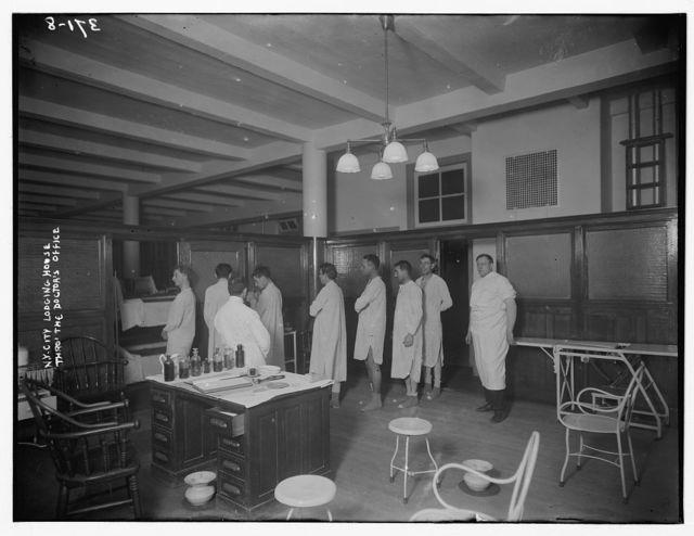 N.Y. Muni. Lodg. House: Health Inspection