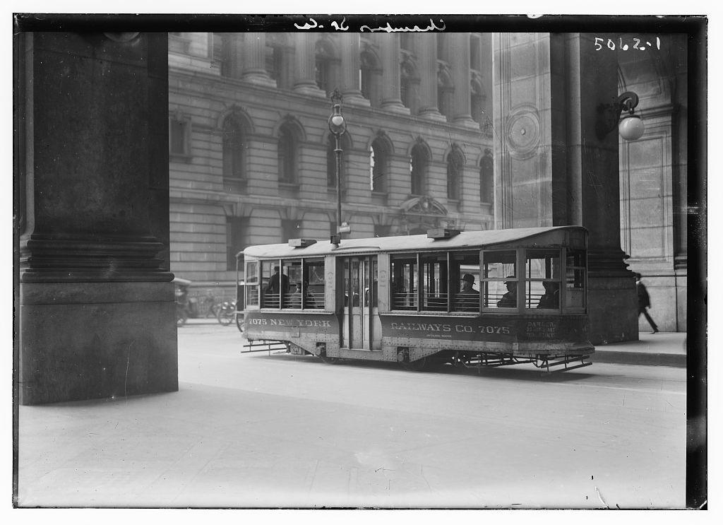 N.Y. st. car