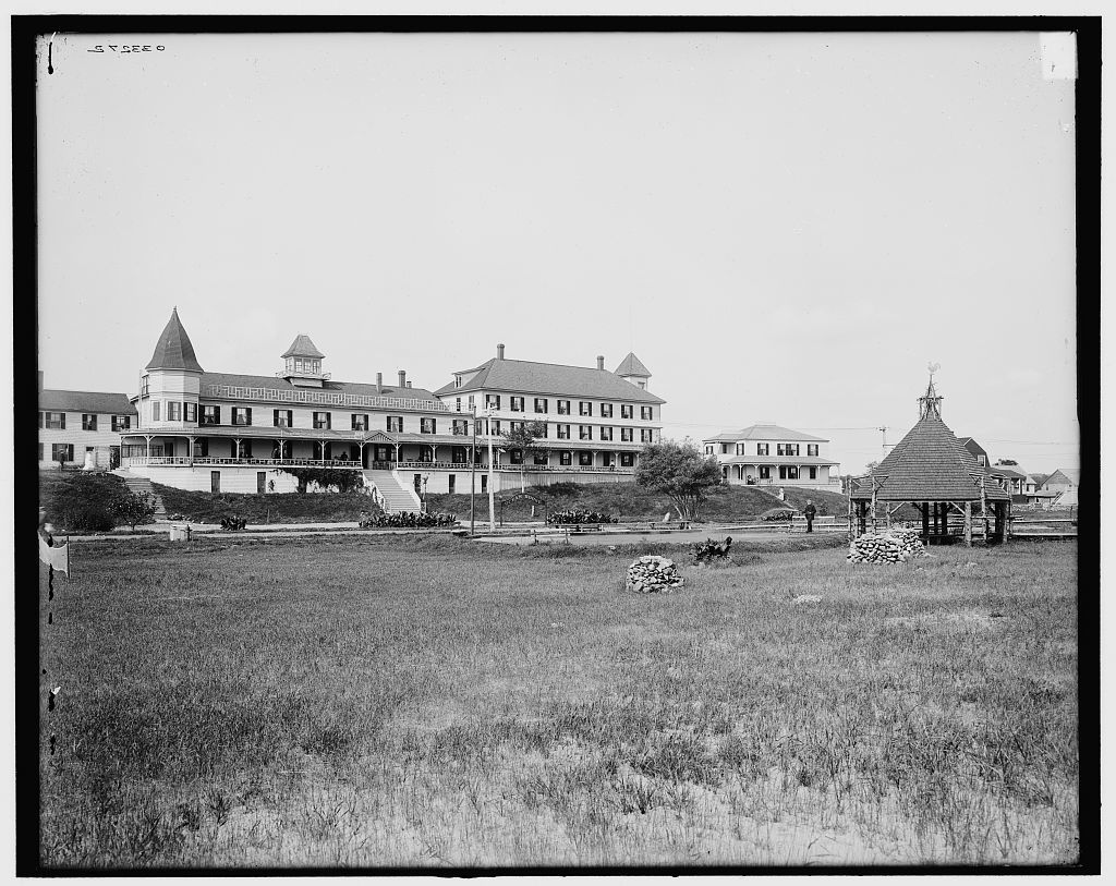 [Ocean House and cottages, York, Me.]