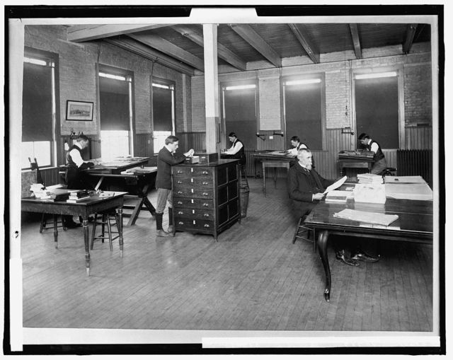 [Office, Leland & Faulconer Manufacturing Co., Detroit, Mich.]