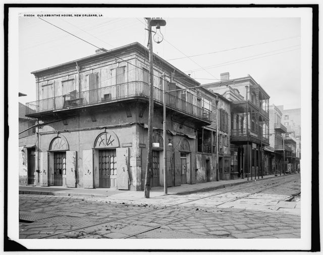 Old Absinthe House, New Orleans, La.