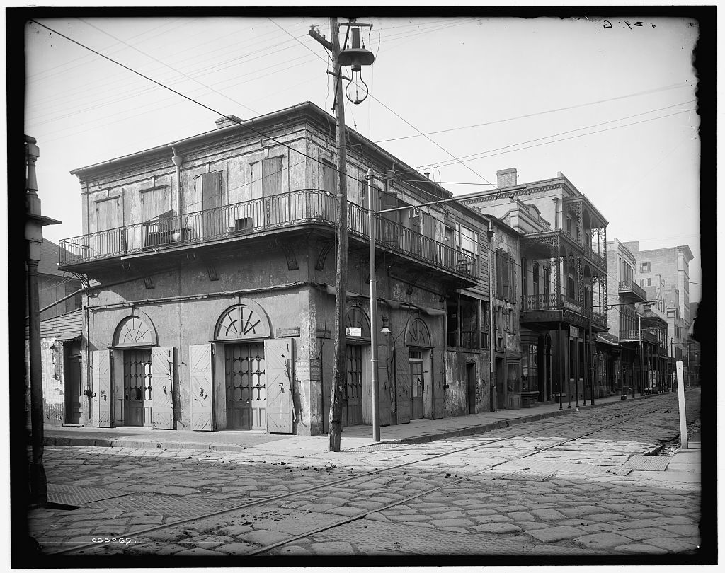 [Old Absinthe House, New Orleans, Louisiana]