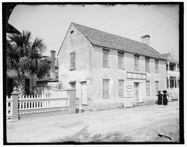 [Old museum, Bay Street, St. Augustine, Fla.]
