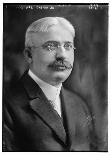 Oliver Cabana Jr.