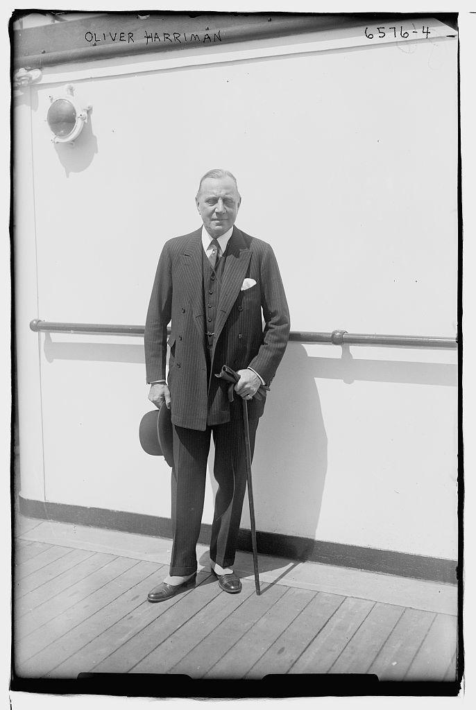 Oliver Harriman