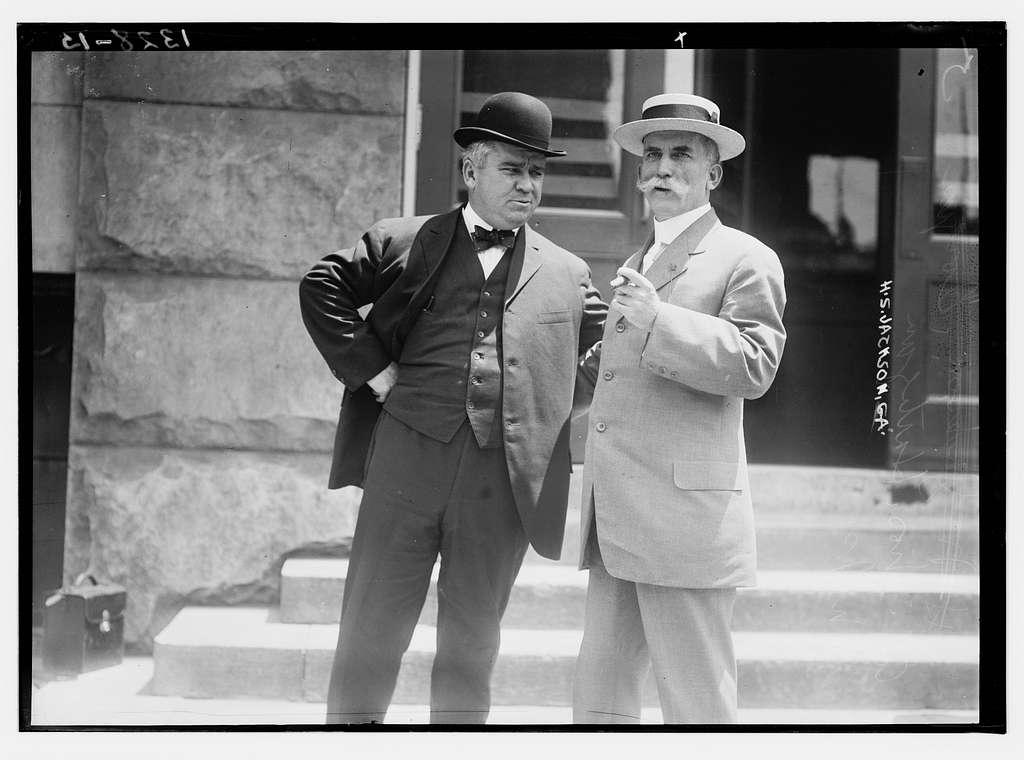 On right, Col. Thomas Hartigan, Ph. Is