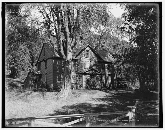 Orchard House, Concord, home of the Alcotts