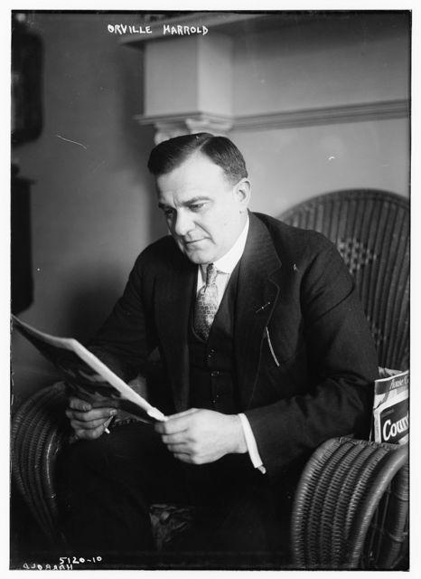Orville Harrold