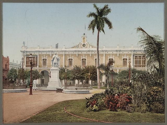 Palacio del Gobierno General, Habana