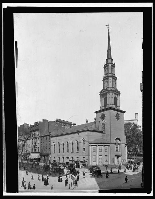 [Park Street Church, Boston, Mass.]