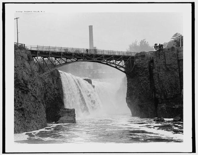 Passaic Falls, N.J.